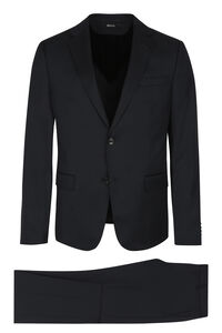 Wool two-piece suit, Suits Z Zegna man