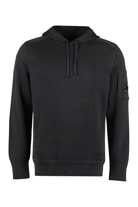 Ribbed crew-neck sweater, Hoodies C.P. Company man