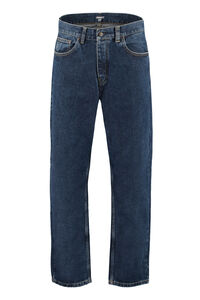 Newel 5-pocket jeans, Straight jeans Carhartt man