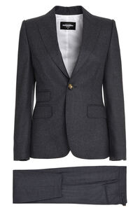 Wool two-pieces suit, Suits Dsquared2 woman