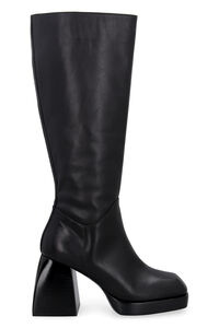 Bulla Solal wedge boots, Heeled Boots Nodaleto woman