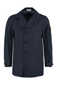 Short nylon trench coat, Trenches Stone Island man