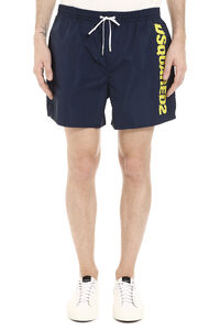 Logo print swim shorts, Swimwear Dsquared2 man