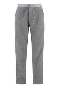 Wool and cachemire trousers, Casual trousers Giorgio Armani man
