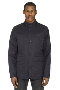 Techno fabric padded jacket, Raincoats And Windbreaker Z Zegna man