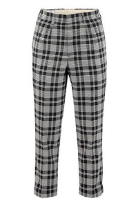 Printed cotton trousers, Casual trousers AMI PARIS man