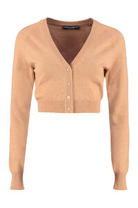Cropped cashmere cardigan, Cardigan Dolce & Gabbana woman