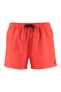 Nylon swim shorts, Swimwear Marcelo Burlon County of Milan man