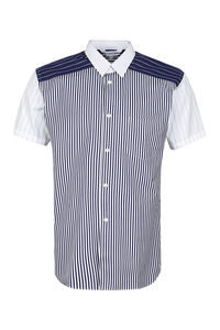 Short sleeve cotton shirt, Short sleeve Shirts Comme des Garçons SHIRT man