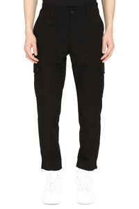 Cotton cargo-trousers, Casual trousers Dolce & Gabbana man