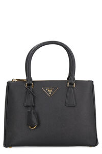 Prada Galleria leather handbag, Top handle Prada woman