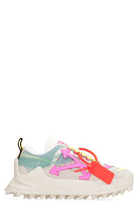 ODSY-1000 techno fabric and suede sneakers, Low Top sneakers Off-White woman