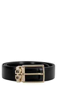 Leather belt, Belts Salvatore Ferragamo man