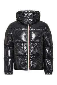 Cebalrai hooded down jacket, Down jackets Duvetica man