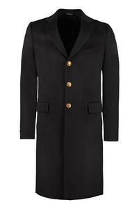 Wool and cashmere coat, Overcoats Givenchy man
