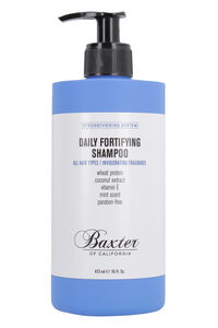 Daily Fortifying Shampoo, 473 ml/16 fl oz, Hair care Baxter of California man