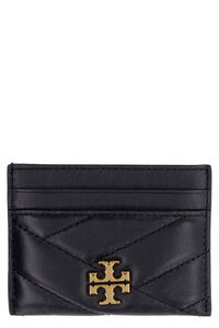 Kira leather card holder, Wallets Tory Burch woman