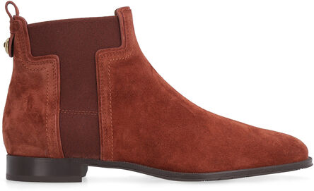 Leather Chelsea boots, Ankle Boots Tod's woman
