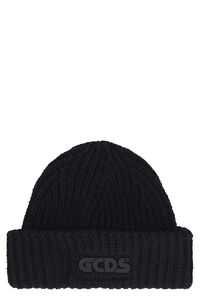 Knitted hat, Hats GCDS man