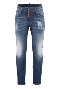 Love D2 Slim 5-pocket jeans, Slim jeans Dsquared2 man