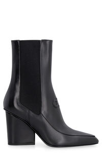 Marineo leather ankle boots, Ankle Boots Salvatore Ferragamo woman