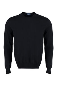 Light jersey pullover, Crew necks sweaters Drumohr man