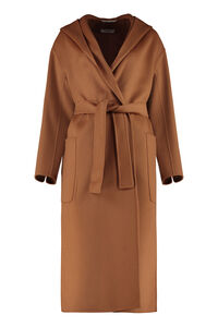 Nicolo wool coat, Long Lenght Coats S Max Mara woman