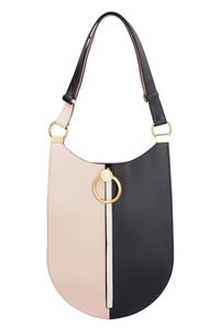 Earring leather bag, Tote bags Marni woman
