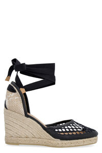 Carola jute wedge espadrilles, Wedges Castaner woman