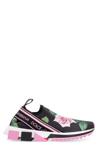 Sorrento knitted slip-on sneakers, Slip-on Dolce & Gabbana woman