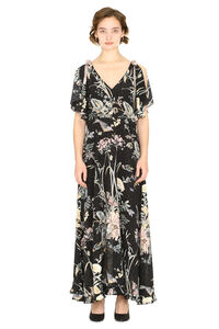 Floral long dress, Printed dresses Red Valentino woman