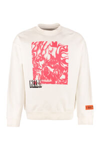 Printed cotton t-shirt, Sweatshirts Heron Preston man