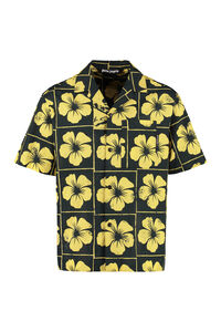 Printed short sleeve shirt, Short sleeve Shirts Palm Angels man
