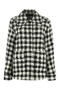 Boel houndstooth jacket, Casual Jackets Rodebjer woman