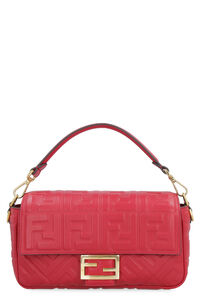 Baguette leather bag, Top handle Fendi woman