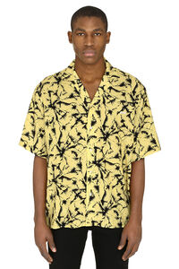 Printed short sleeve shirt, Short sleeve Shirts MSGM man