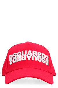 Logo baseball cap, Hats Dsquared2 man