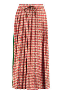 Pleated skirt, Pleated skirts Gucci woman
