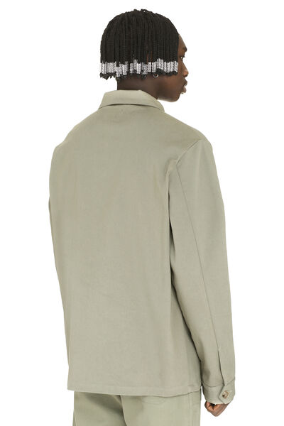 Theo cotton overshirt