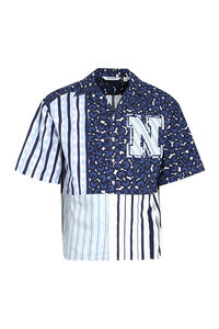 Printed short sleeve shirt, Short sleeve Shirts Neil Barrett man