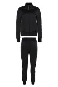 Two-piece cotton tracksuit, Zip-up sweatshirts Fendi woman