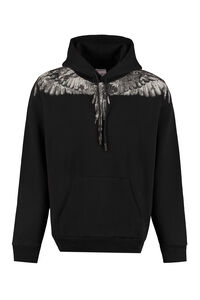 Cotton hoodie, Hoodies Marcelo Burlon County of Milan man