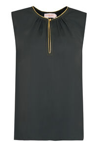 Gold piping blouse, Blouses Tory Burch woman