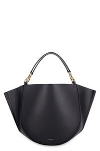 Mia leather tote, Tote bags Wandler woman