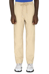 Fatigue cotton trousers, Casual trousers Woolrich man