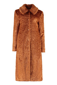 Frankie faux fur coat, Faux Fur and Shearling STAUD woman