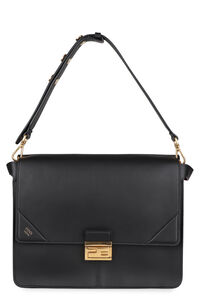 Kan U leather shoulder bag, Top handle Fendi woman