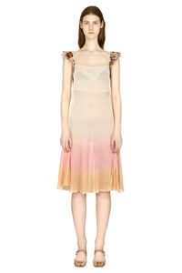 Pleated knitted dress, Knee Lenght Dresses Jacquemus woman