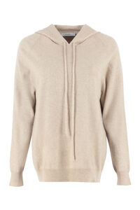 Wool and cashmere blend pullover, Hoodies Max Mara woman