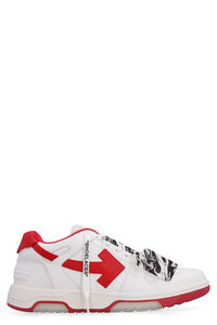 Out of Office leather sneakers, Low Top Sneakers Off-White man